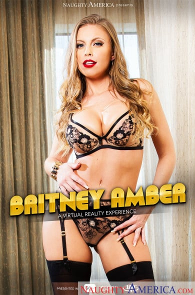 Virtual Reality Experience with Britney Amber