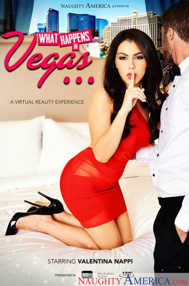 Virtual Reality Experience with Valentina Nappi